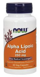 NOW Alpha Lipoic Acid 100 mg (60 кап)