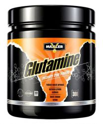 Maxler Glutamine 300 g (can)