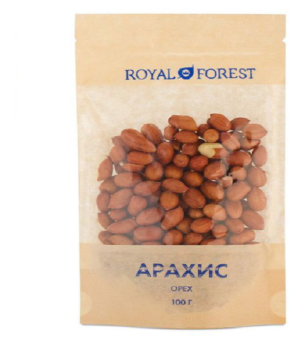Арахис Royal Forest (100 г)