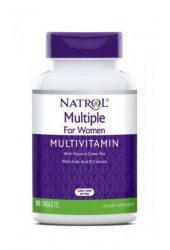 Natrol Multiple For Women Multivitamin (90 таб)