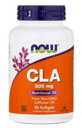 NOW CLA 800 mg (90 кап)