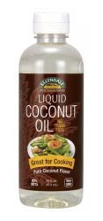 NOW Liquid Coconut Oil 16 oz