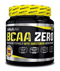 BioTech BCAA Flash Zero, апельсин (360 г)