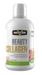 Maxler Beauty Collagen (450 мл), (Цитрус)