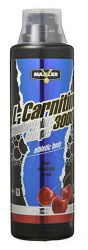 Maxler L-Carnitine Comfortable Shape 500 ml ( 3000 mg) Вишня